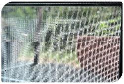 Insektenschutz vor Fenster
