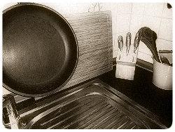 Die Küche planen ist kompliziert