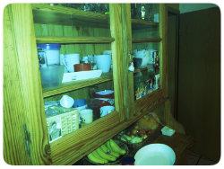 Die Küche ist zentraler Ort des Lebens