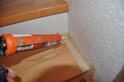 Stiege Mit Parkett Belegen : Treppe mit holz belegen