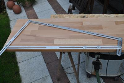 Bevorzugt Treppenstufen aus Holz auf Betontreppe verlegen JD47