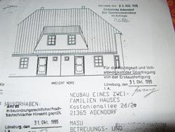 Bautagebuch