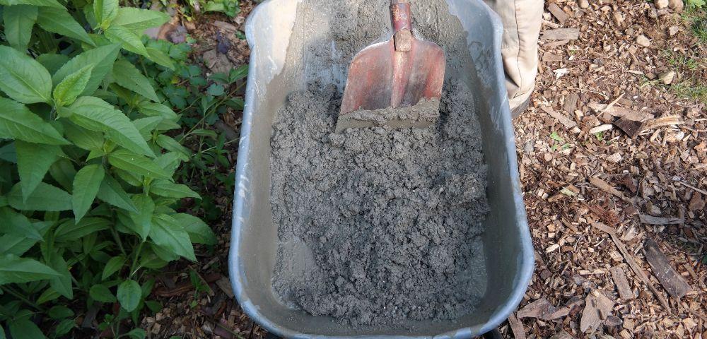 turnreck beton anmischen2