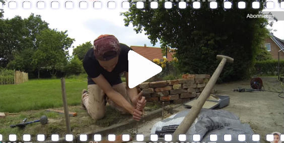 video mauer bauen 564