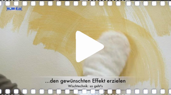wischtechnik video u 564